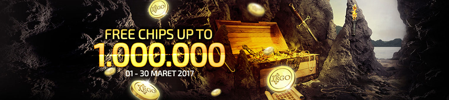 New Challenge - Free Chips Up To 1.000.000