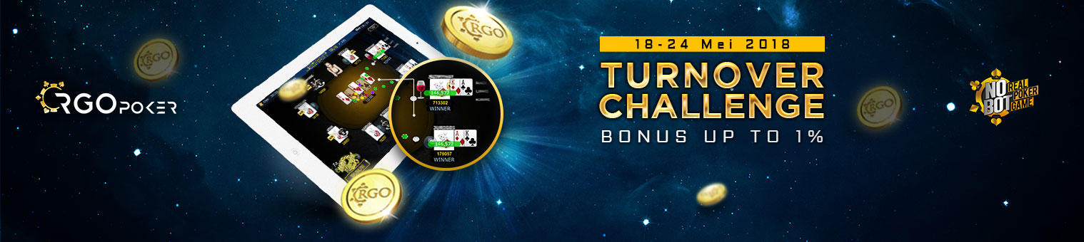 Turnover Challenge Bonus Up To 1%